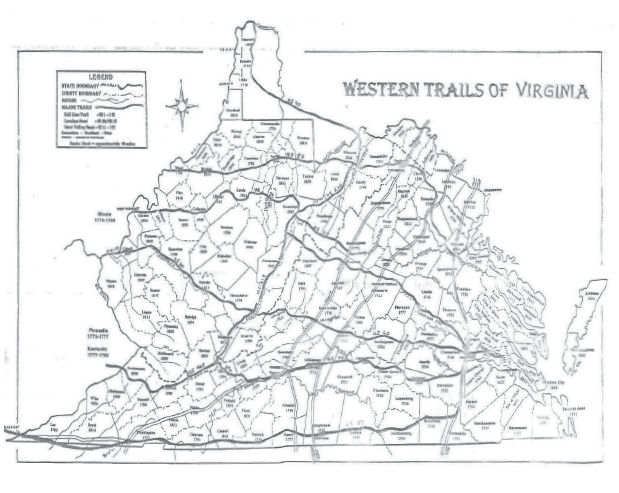 Image Result For Map West Virginia